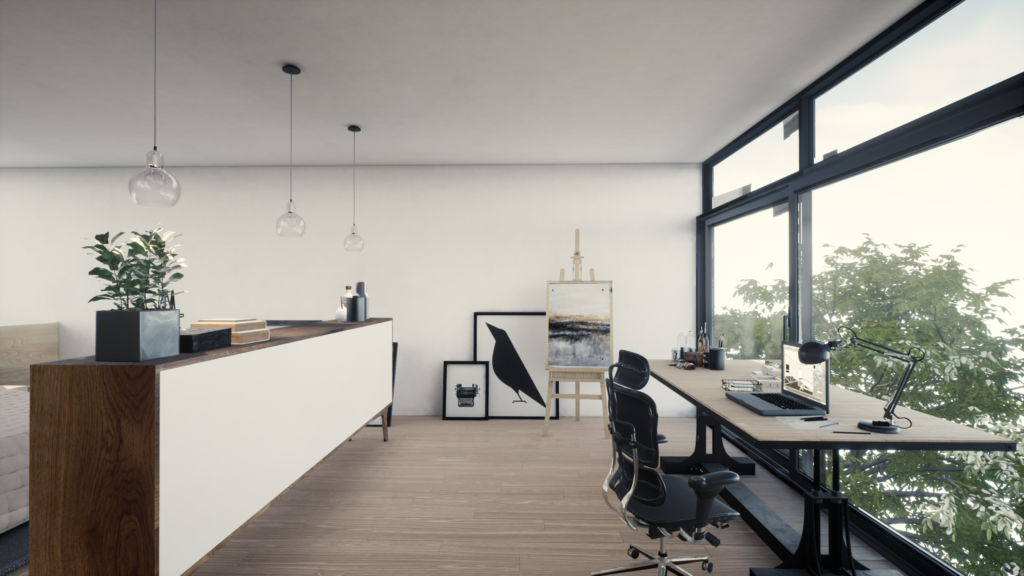 Modern day Architecture and Real-time Visualization - Auleek